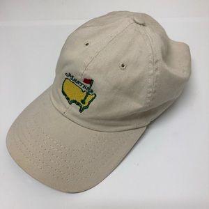 Masters PGA Golf Hat - Khaki One Size Adjustable
